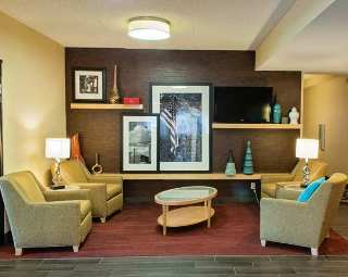 Hotel Hampton Inn Louisville-airport-fair/expo Ctr