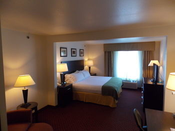 Hotel Holiday Inn Express Syracuse-fairgrounds