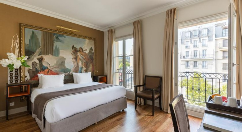 Hotel le walt paris paris ile de france for Hotel design paris 6