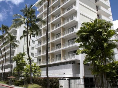 Hotel Aston Waikiki Joy(rl3 Club Ste