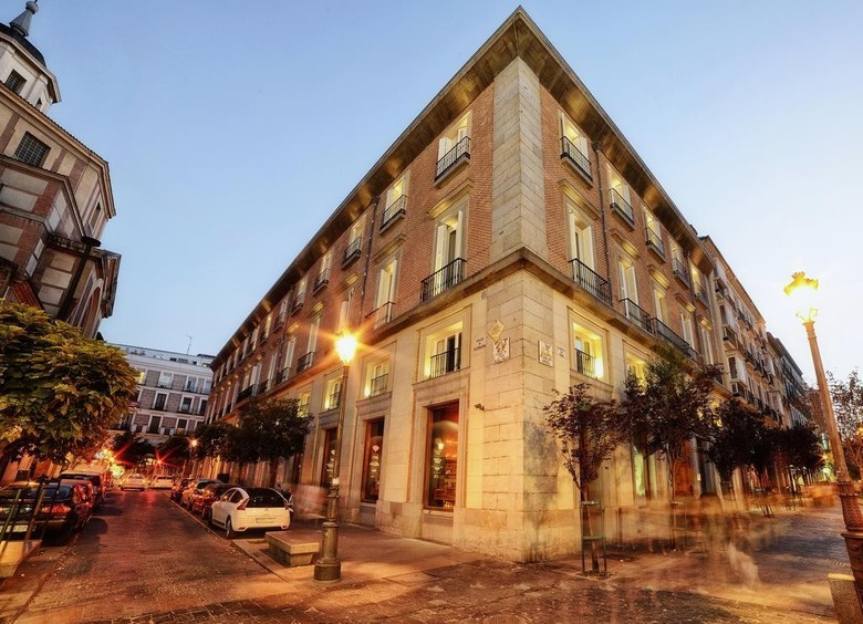 Hotel NH Collection Madrid Palacio De Tepa