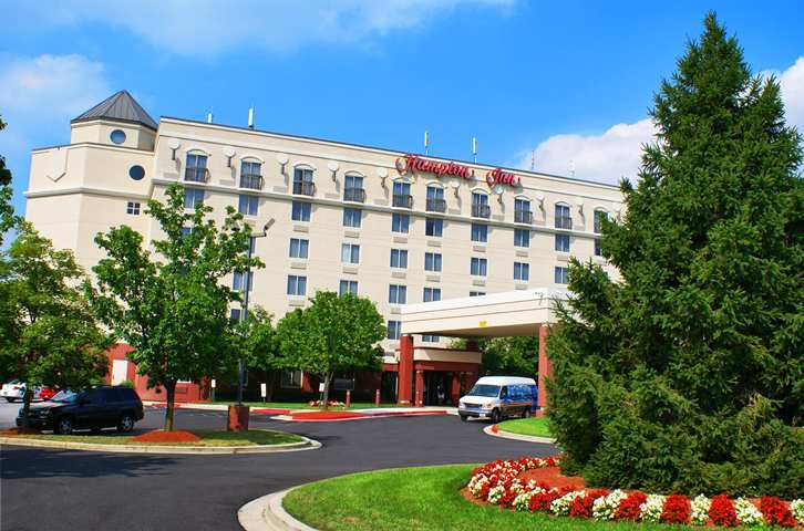 Hotel Hampton Inn Washington I-95/largo