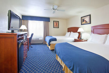 Hotel Holiday Inn Express Tucson-airport