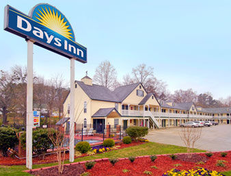 Hotel Days Inn Canton