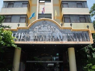 Hotel Jomtien Holiday