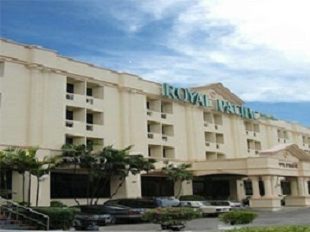 Hotel Royal Pacific