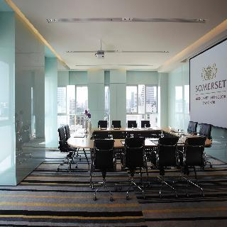 Hotel Somerset Sukhumvit Thonglor