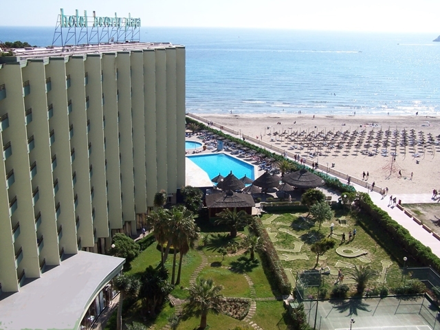 Hotel Hotasa Beverly Playa
