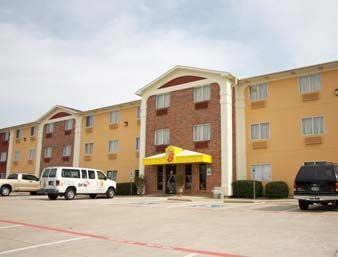 Hotel Super 8 Bedford/fort Worth Are