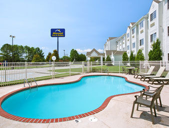 Hotel Microtel Inn And Suites Baton Rouge
