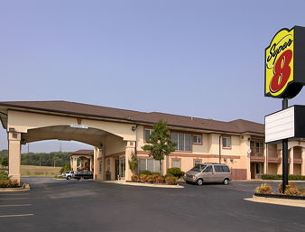 Hotel Super 8 Decatur Priceville