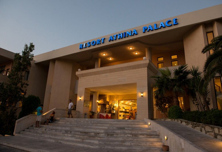 Hotel Chc Athina Palace Resort & Spa