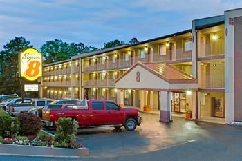 Hotel Super 8 Laurel