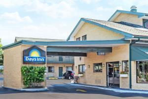 Hotel Days Inn - Mystic