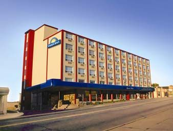 Hotel Days Inn - Sudbury