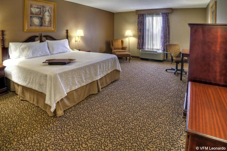 Hotel Hampton Inn Bartlesville Ok