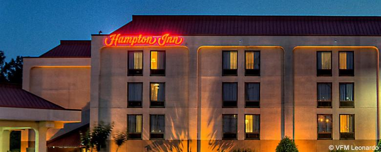 Hotel Hampton Inn New Bern