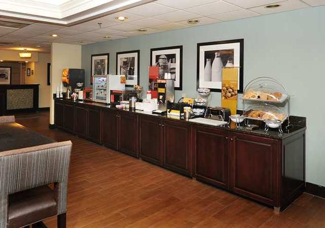Hotel Hampton Inn Morganton
