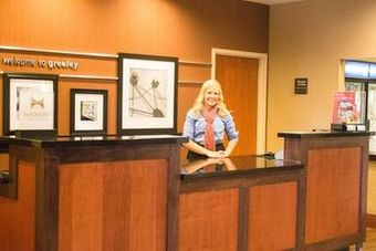 Hotel Hampton Inn & Suites Greeley
