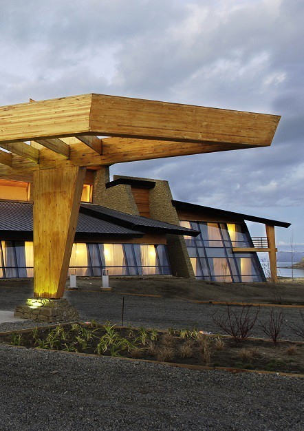 Hotel design suites calafate el calafate santa cruz for Muebles atrapalo