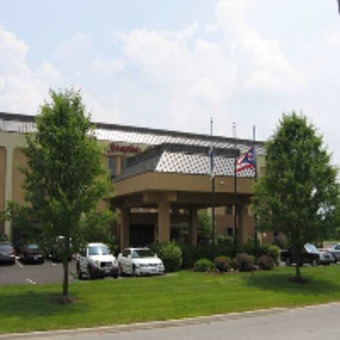 Hotel Hampton Inn Columbus-west