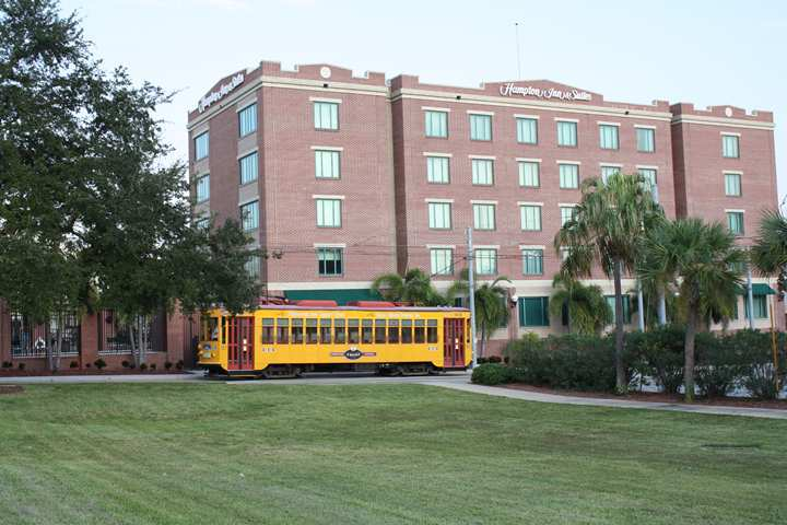 Hotel Hampton Inn & Suites Tampa/ybor City/downtown Fl