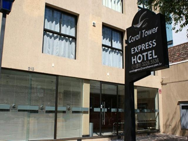 Hotel Coral Tower Express
