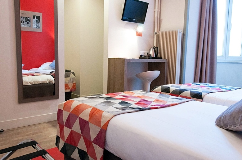 Hotel Coeur De City Nancy