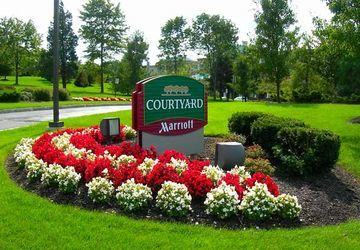 Hotel Courtyard Basking Ridge