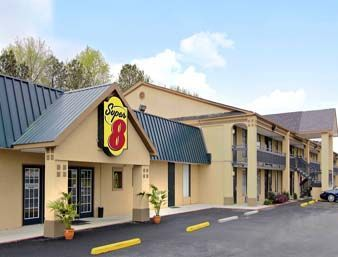 Hotel Super 8 Carrollton Ga