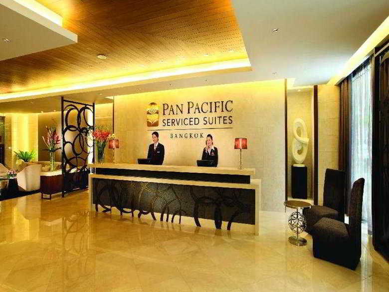 Hotel Pan Pacific Serviced Suites