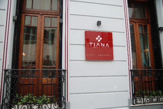 Hotel Tiana Buenos Aires