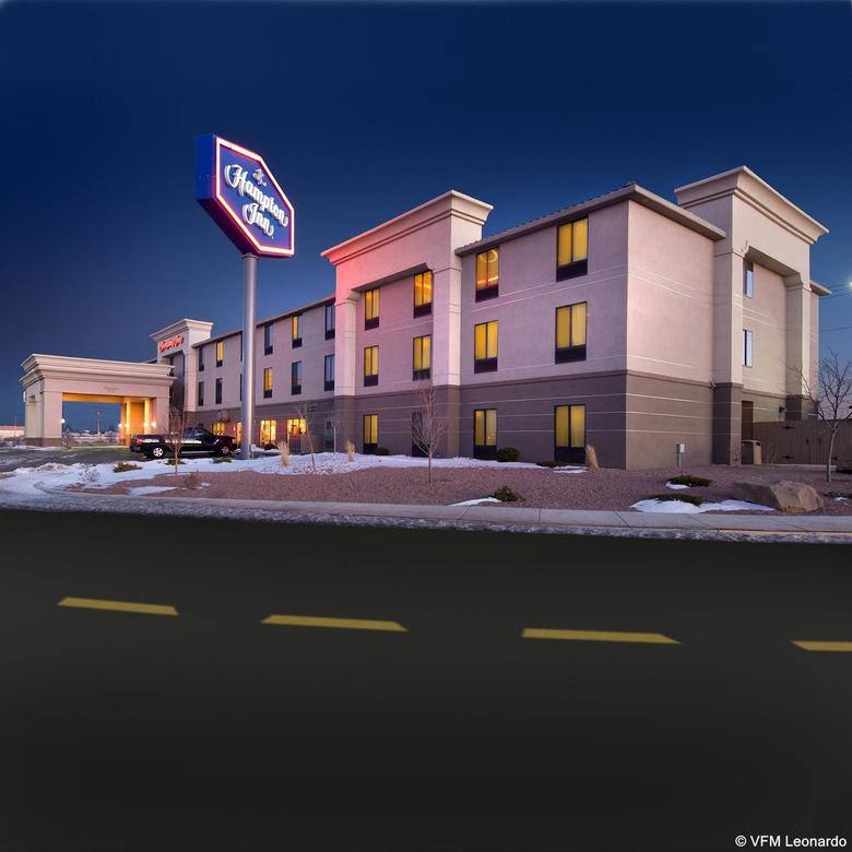 Hotel Hampton Inn Gallup-west Nm