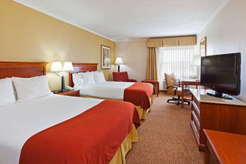 Hotel Holiday Inn Express Greensboro-(i-40 @ Wendov