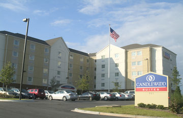 Hotel Candlewood Suites Columbia-ft. Jackson