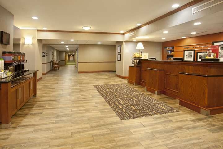 Hotel Hampton Inn & Suites Fort Worth-west-i-30