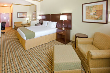 Holiday Inn Express Hotel  Suites Fort Worth