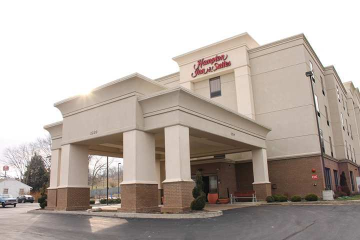 Hotel Hampton Inn & Suites Mansfield-south @ I-71 Oh