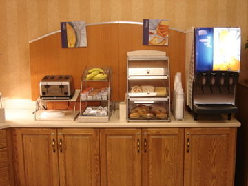 Hotel Holiday Inn Express Fremont (angola Area)