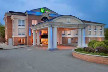 Holiday Inn Express Hotel & Suites Findley Lake (i-86 Exit 4)
