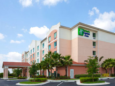Holiday Inn Express Hotel & Suites Pembroke Pines-sheridan St