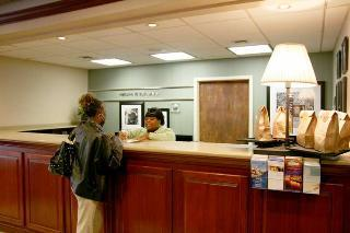 Hotel Hampton Inn Columbus-airport