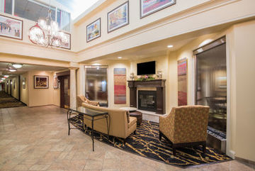 Holiday Inn Express Hotel & Suites Sharon-hermitage