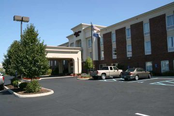 Hotel Hampton Inn Heath-newark