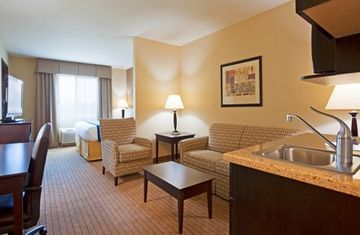 Holiday Inn Express Hotel & Suites Madison-verona