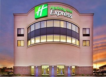 Hotel Holiday Inn Express Waterloo-cedar Falls
