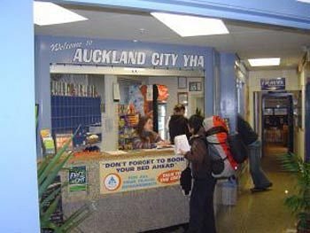 Apartamentos Yha Auckland City - Hostel / Backpacker