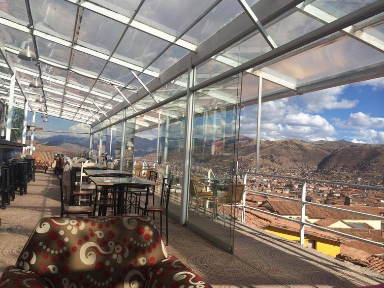 Hostal Cusco Viewpoint