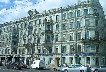 Hotel Nevsky 64 Apartments