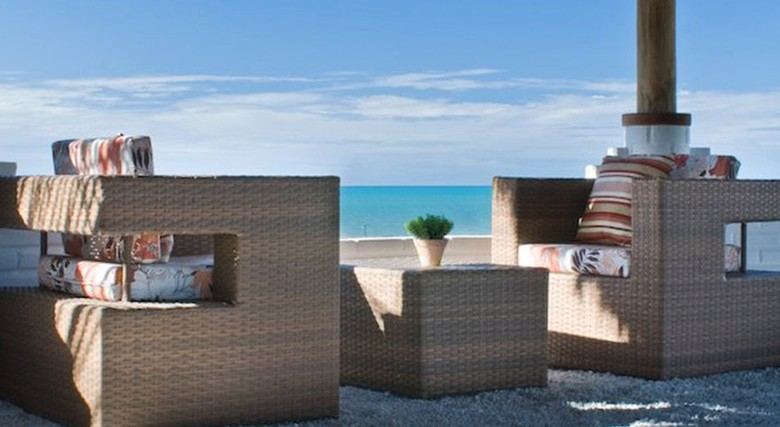 Hotel long beach canoa quebrada cear for Gimnasio quatro